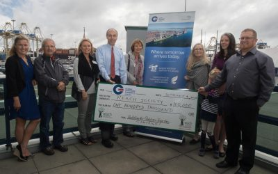 Global Container Terminals Canada Donate $100,000 To Reach