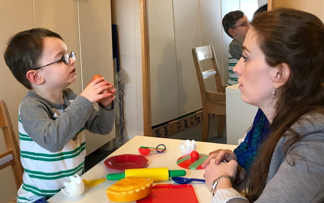 Gift of Speech 2018 helps children with needs