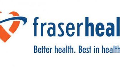 Coronavirus Update – Fraser Health