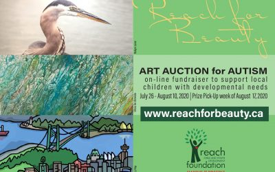 REACH Art Auction for Autism – THANK YOU