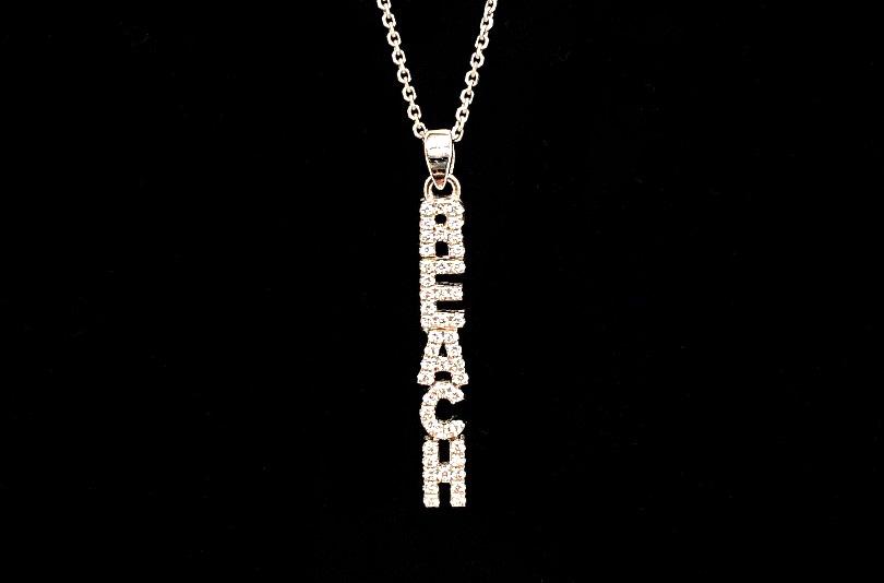 REACH Rocks Diamond Pendant & 50/50 Raffle